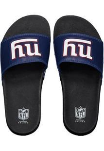 Chinelo New York Giants Slip On Colors - Nfl - Masculino - Masculino