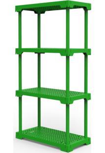 Estante Poly 4 Verde