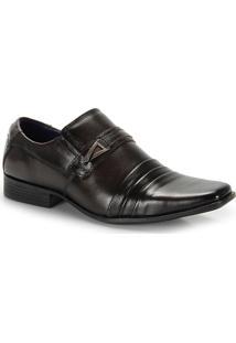 Sapato Social Masculino Urbano Sr - Marrom