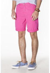 Bermuda Casual Iron Verao 16 Reserva - Masculino-Pink