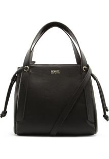 Mini Bucket Bag Crossbody Black | Schutz