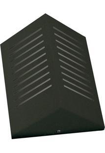 Arandela Triangular Com Rasgo Vertical 6133 12X09X23 1 Lâmpada Verde Pantoja&Carmona