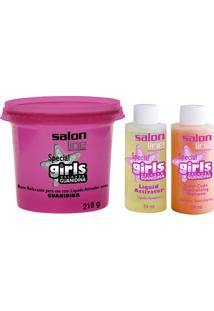 Kit Salon Line Special Girls Pote 218G