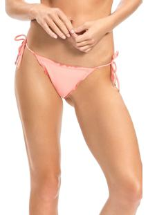 Tanga Fancy Up Lace Essential - Rosa Claro - Live!