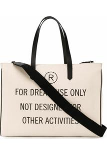 Golden Goose Bolsa Tote For Dream Use Only - Neutro
