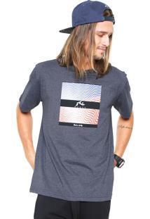 Camiseta Rusty Unwave Cinza