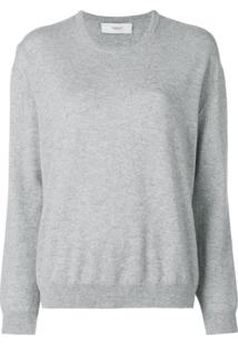 Pringle Of Scotland Fine Knit Sweater - Cinza