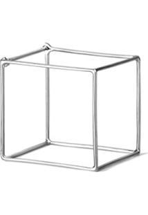 Shihara Par De Brincos 'Square 25' - Metálico