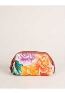 Necessaire Pequena Floral - Floral U