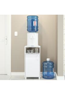 Armário De Cozinha Para Água 1 Porta 1 Nicho 3012 Branco Bp - Politorno