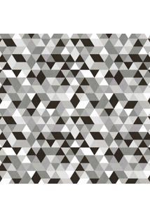 Papel De Parede Triângulos Preto (950X52)