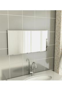 Espelheira Para Banheiro Modelo 28 40Cm Branca Tomdo