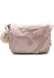 Bolsa Kipling Crossbody Earthbeat M Rosa