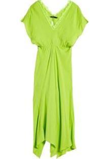Vestido Curto Decote Profundo Eva - Feminino