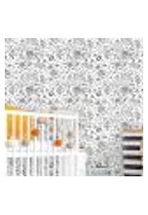 Papel De Parede Autocolante Infantil Para Colorir 0,58M Largura X 3,00M Comprimento - 392769844