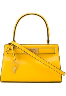 Tory Burch Lee Radziwill Small Bag - Amarelo