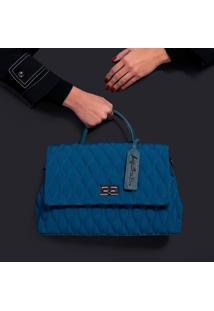 Bolsa Grande Azul