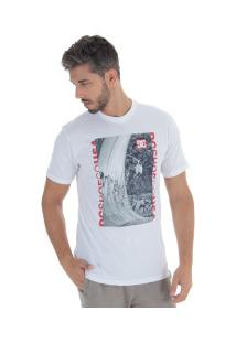 Camiseta Dc Underthebridge - Masculina - Branco