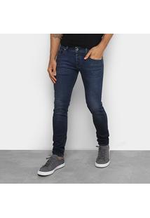 Calça Jeans Skinny Diesel Masculina - Masculino