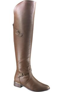 Bota Feminina Over Knee Ramarim