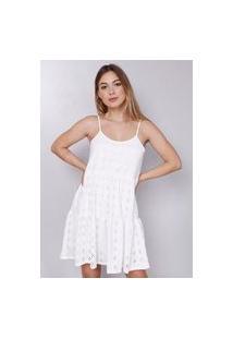 Vestido Laise Off White Gang Feminino