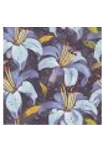 Papel De Parede Autocolante Rolo 0,58 X 3M - Floral 690