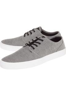 Tênis Dc Shoes Studio Tx Se M Shoe Cinza