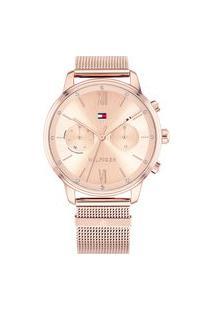 Relógio Tommy Hilfiger Feminino Aço Rosé - 1782303