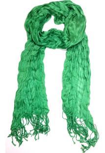 Echarpe Mozzi Viscose Verde