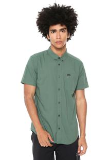 Camisa Rvca Reta That Do Micro Verde