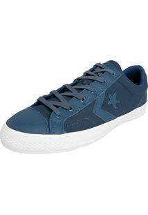 Tênis Converse All Star Star Player Ev Ox Azul