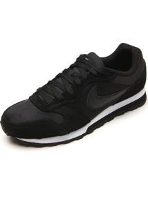 Tênis Nike Sportswear Wmns Md Runner 2 Preto