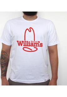 Pharrell - Camiseta Clássica Masculina