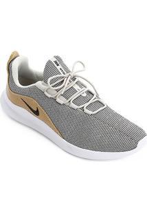 7d1ce67d + info Tênis Nike Viale Premium Masculino - Masculino-Cinza+Dourado