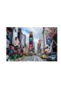 Painel Adesivo De Parede - Times Square - Nova Iorque - 710Png