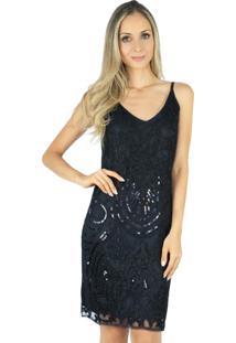 c221014681d2 Vestido Decote V Transparente feminino | Gostei e agora?