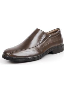 Sapato Job Marrom Claro
