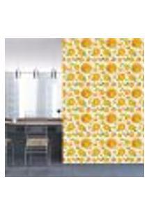 Papel De Parede Adesivo - Laranja - Fruta - Cozinha - 316Ppc