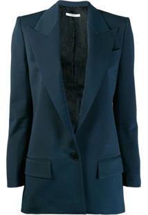Givenchy Blazer Decote V - Azul