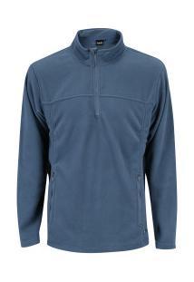 Blusa De Frio Fleece Nord Outdoor Basic - Masculina - Azul/Preto