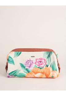 Necessaire Grande Floral - Floral U