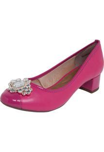 Scarpin Fiveblu Rosa