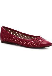 Sapatilha Shoestock Laser Feminina - Feminino-Rosa