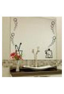 Adesivo Decorativo Para Banheiro Modelo Sabão E Espuma
