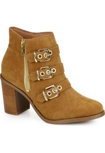 Ankle Boots Bebece Caramelo