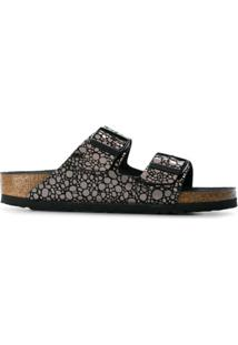 Birkenstock Slipper Arizona - Preto