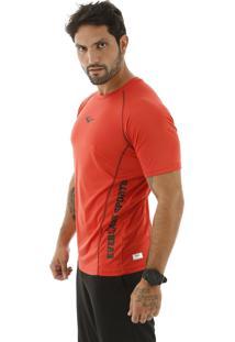 Camiseta Everlast Dry Vermelho