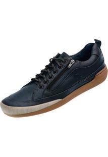 Sapato Social Hayabusa Z 10 Marinho