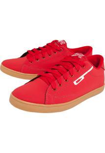 Tênis Coca-Cola Shoes Winner Vermelho
