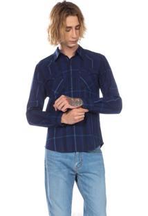 Camisa Levi'S® Barstow Western - M